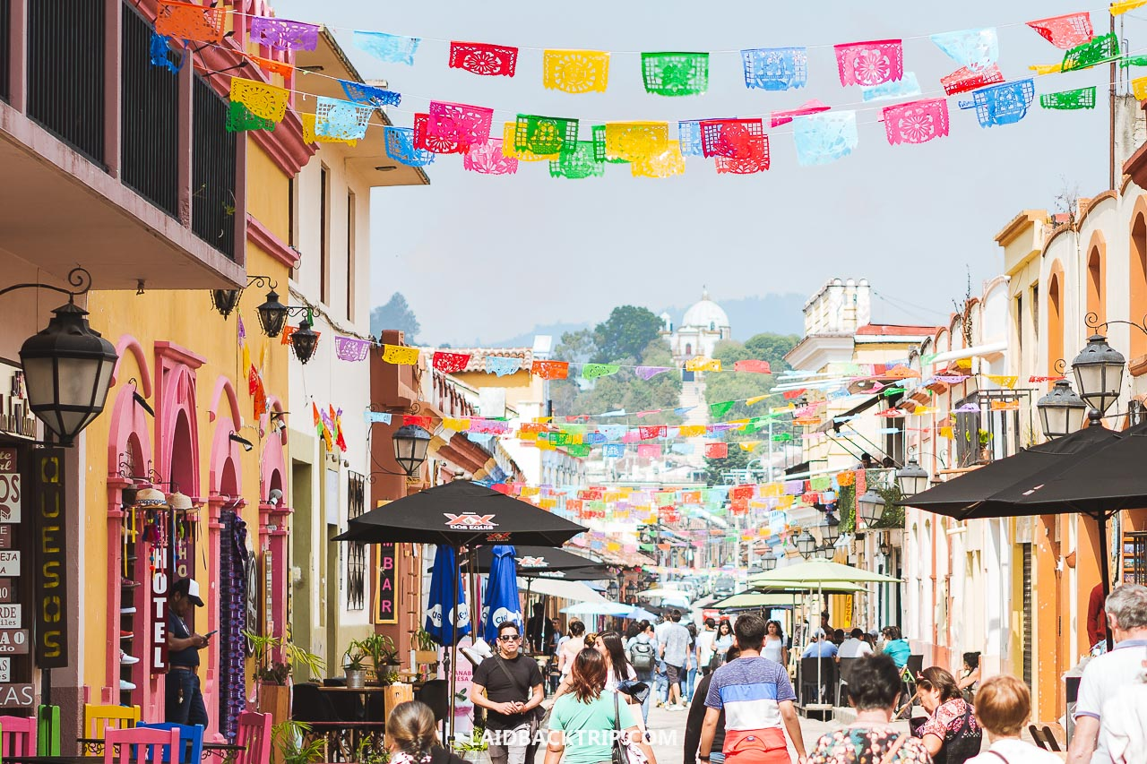 Here is our guide on the best things to do in San Cristobal de Las Casas, Mexico.