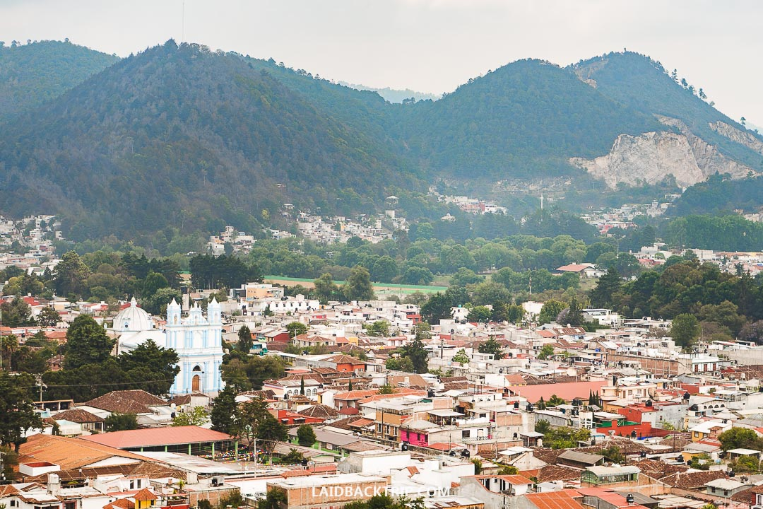 San Cristobal is considered safe for tourists.
