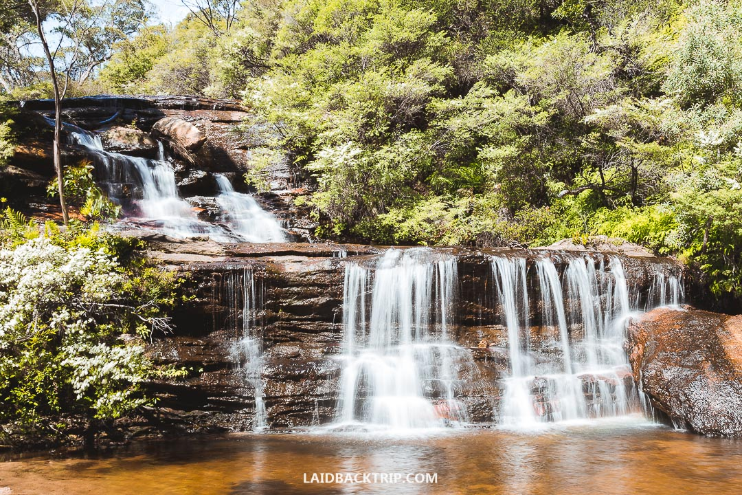 You can spend several days in the Blue Mountains and do many outdoor activities.