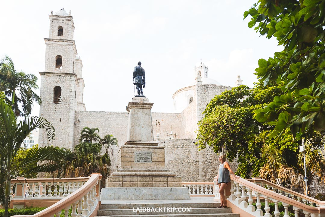 Here is the list of the best things to do in Merida.