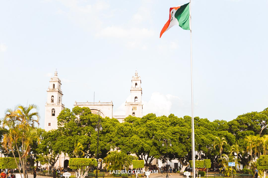 Merida is considered safe for tourists and visitors.
