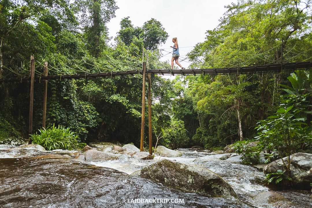 Cachoeira Do Toboga is a must-visit while in Paraty.