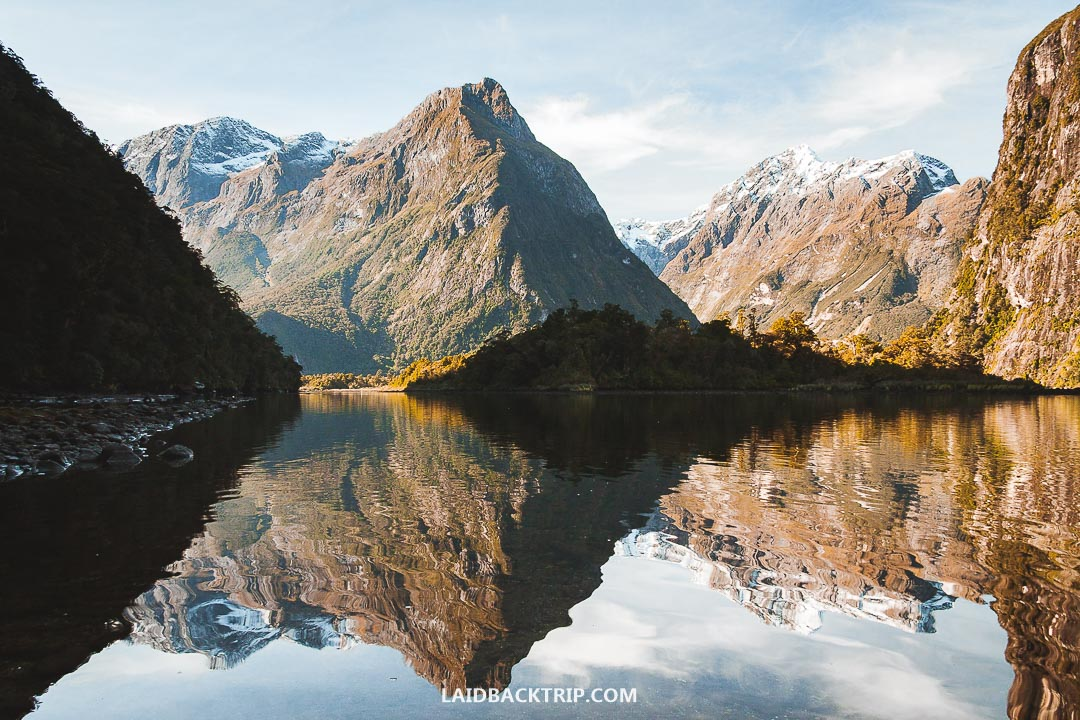 Milford Track is one of the best hikes in New Zealand.