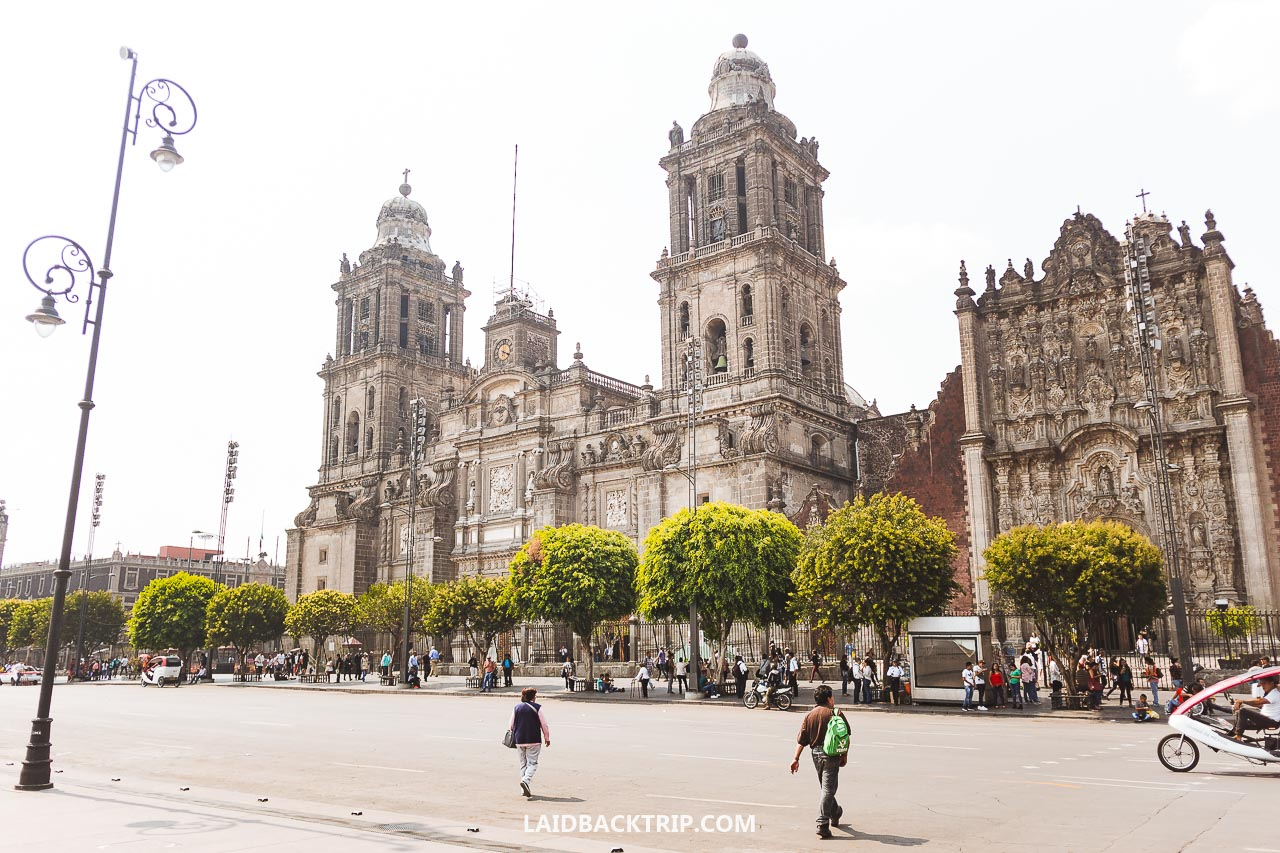 Here is our guide on the best things to do in Mexico City.