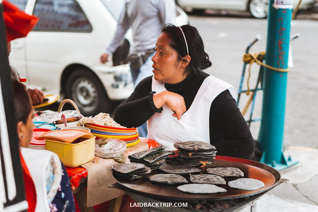 Mexican cuisine is very famous all around the world.