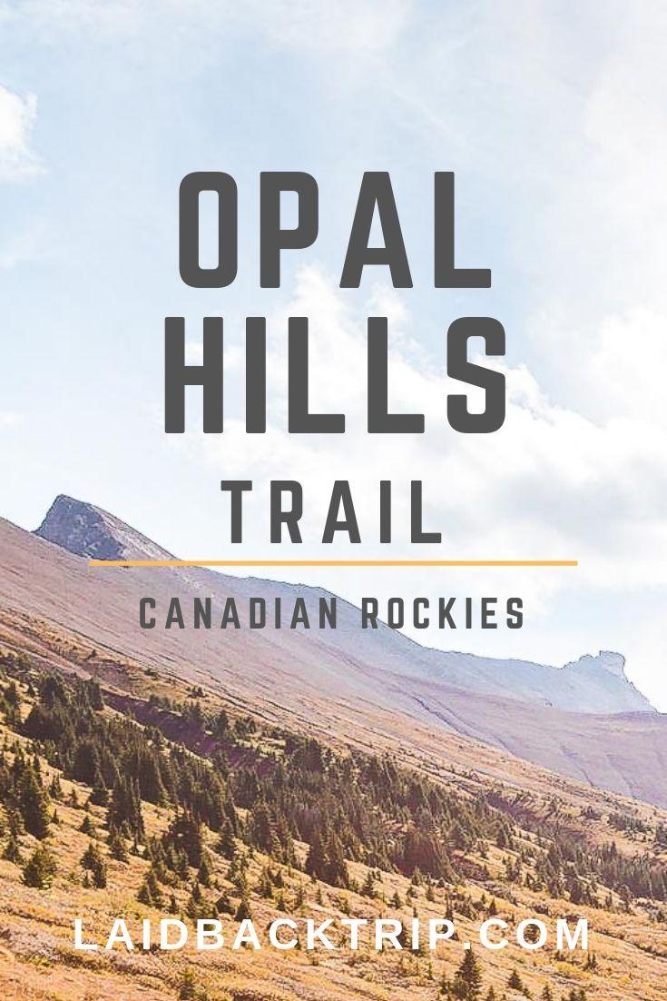 Opal Hills Trail