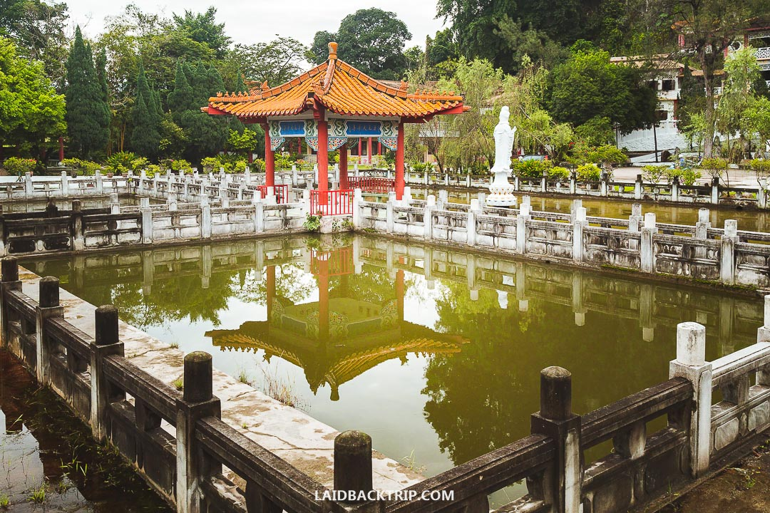Ipoh has a great choice of budget hotels and hostels.