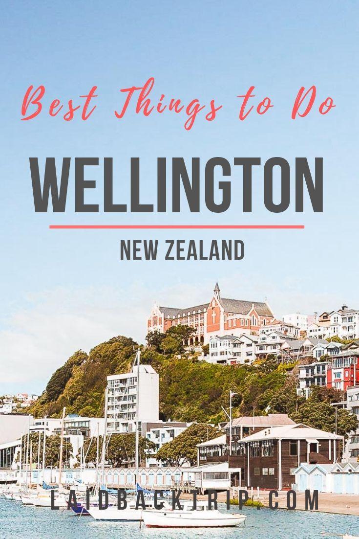 Wellington New Zealand Guide