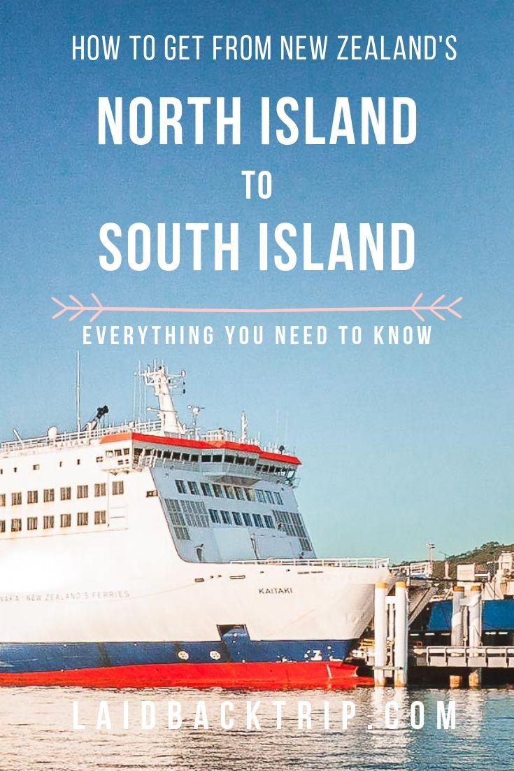 Wellington - Picton Ferry Guide