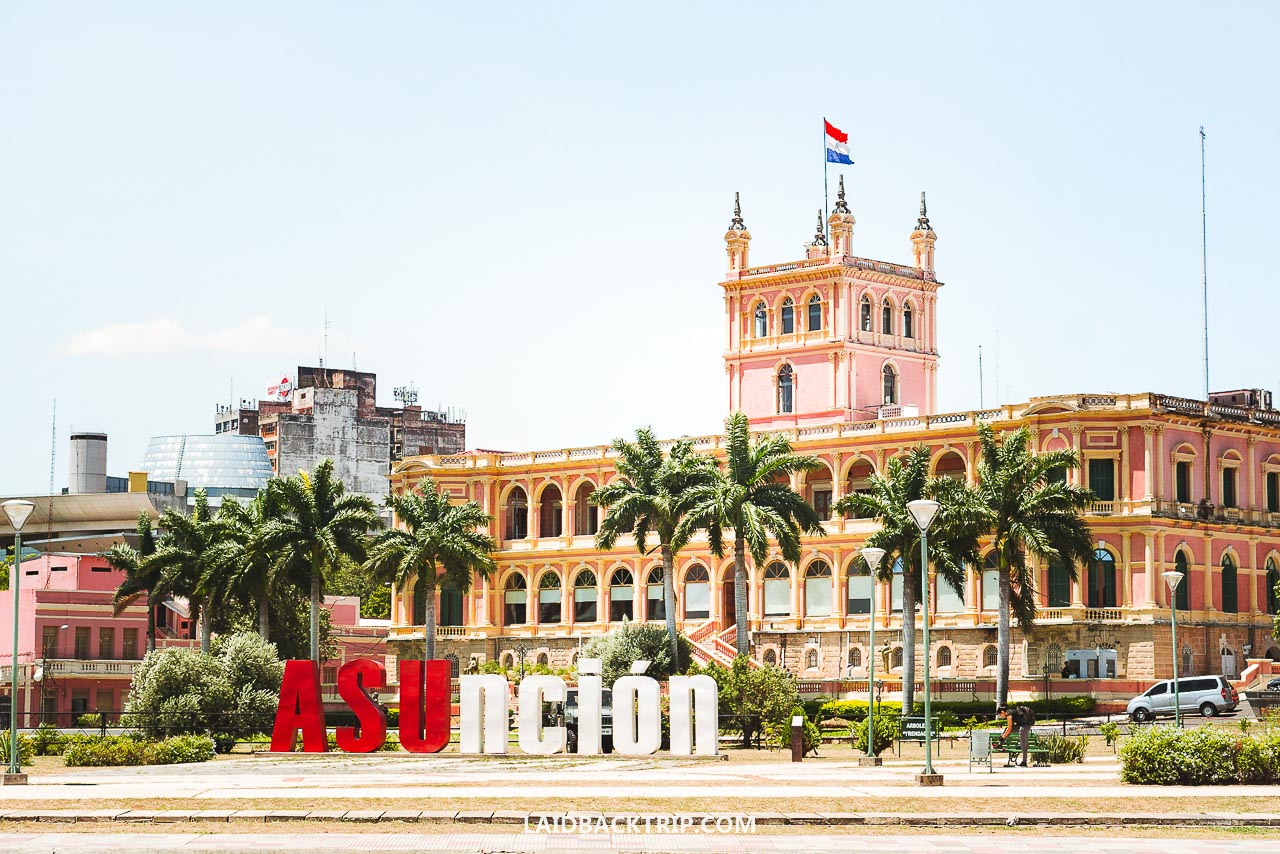 Here is our guide on the best things to do in Asuncion, Paraguay.