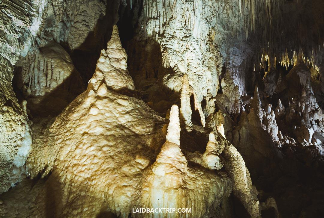 Waitomo Glowworm Cave boat ride was an amazing travel experience.