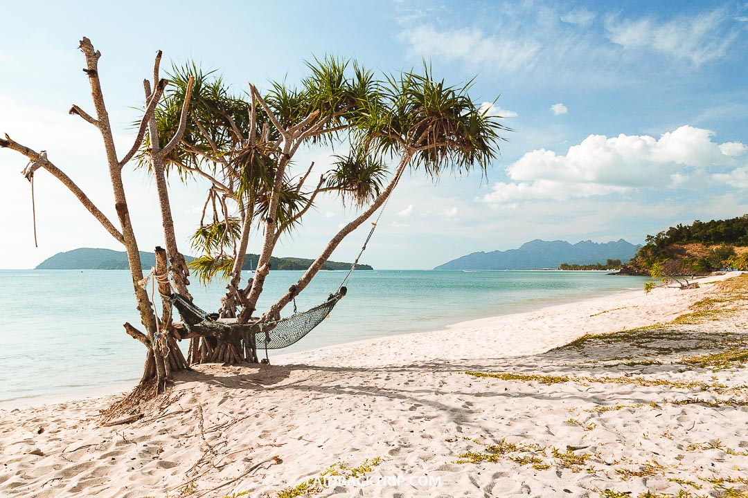 Our trip to Langkawi was all about beaches.