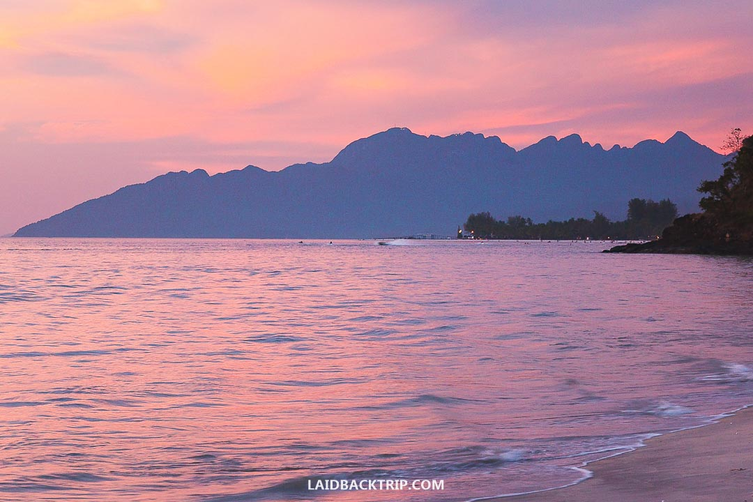 Langkawi is a safe tourist destination in Malaysia.