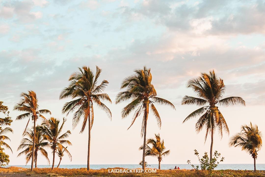 Monterrico is a perfect beach destination in Guatemala.