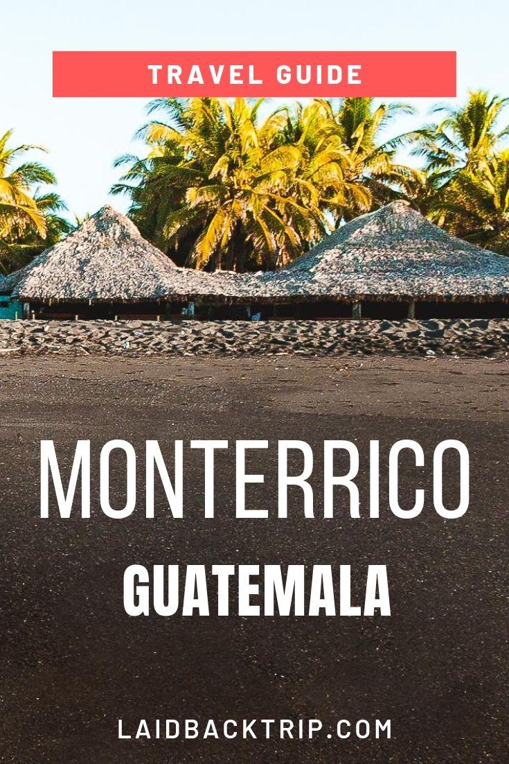 Monterrico, Guatemala