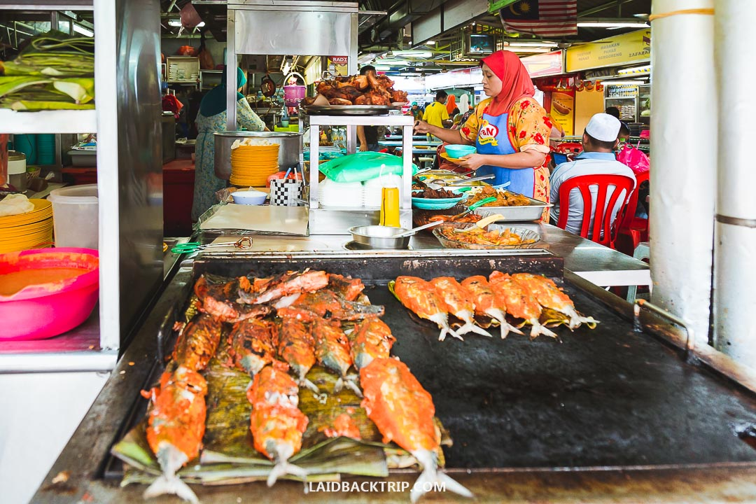 Kuala Lumpur is heaven for foodies and street food lovers.