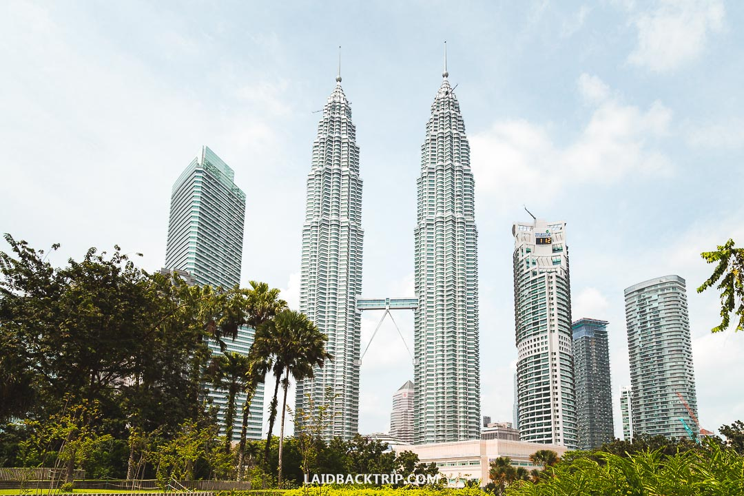 Kuala Lumpur is your starting point on your journey around Malaysia.