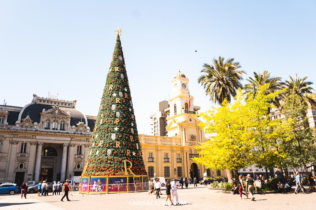 Santiago De Chile One Day In Chile S Capital Laidback Trip