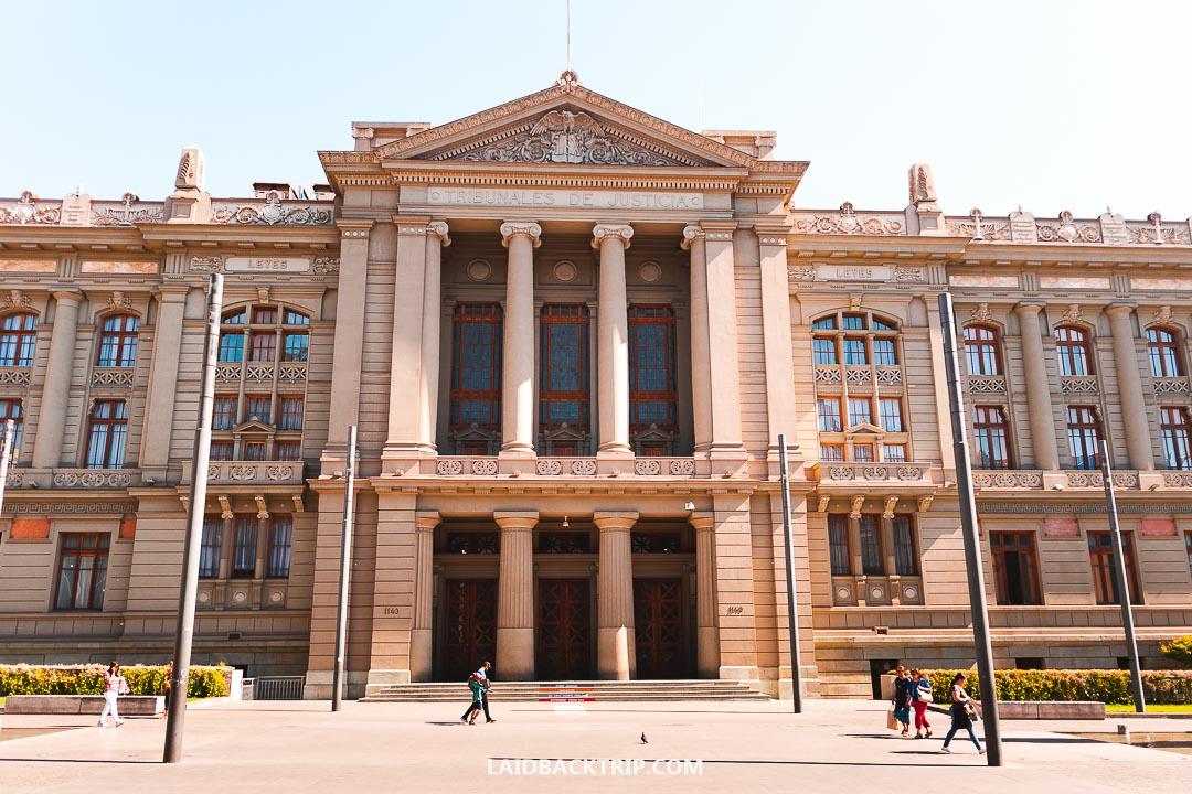 Santiago is also known as Santiago de Chile.