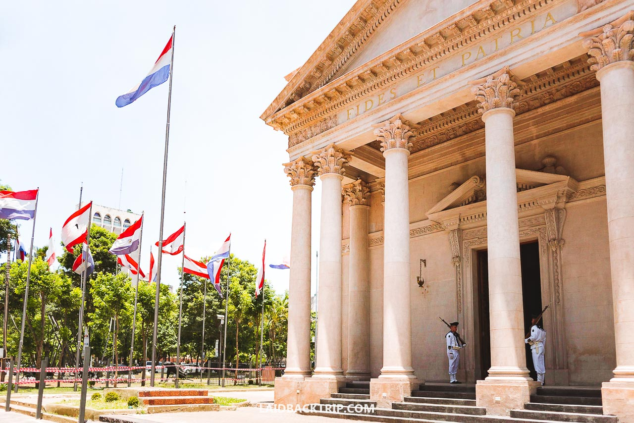 Here is a 1-week Paraguay travel itinerary including must-visit places.