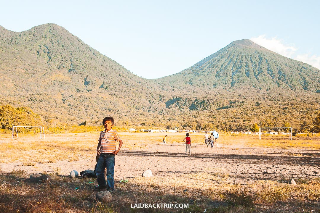 Volcano San Pedro hike is amazing activity to do at Lake Atitlan.