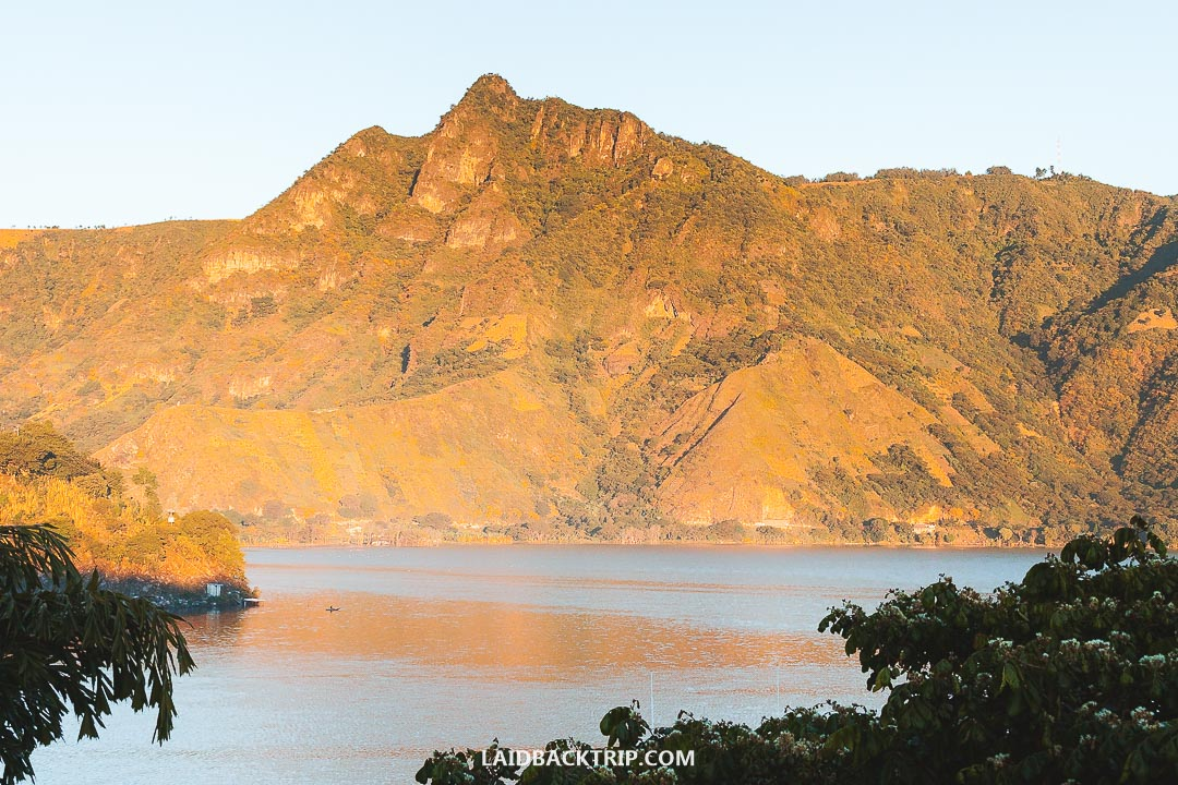You can explore Lake Atitlan independently or join an organized tour with a professional guide.