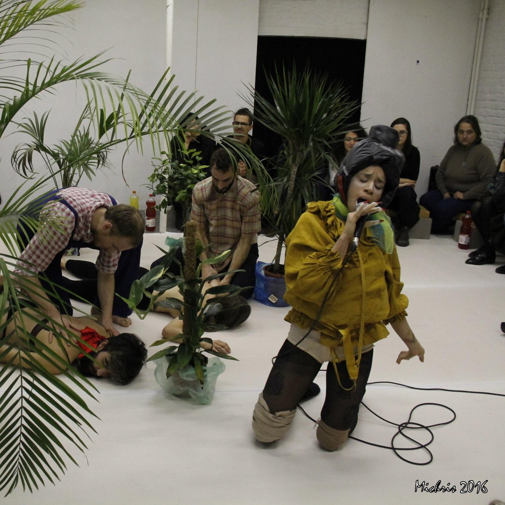 Workshop - Krumping for kunstnere som aldri har gjort det før