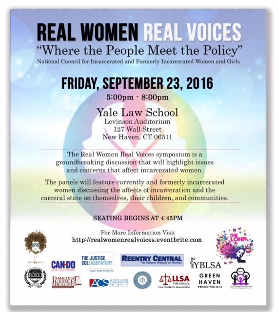 INCARCERATED WOMEN SPEAK AT LAW SCHOOL SYMPOSIUM -