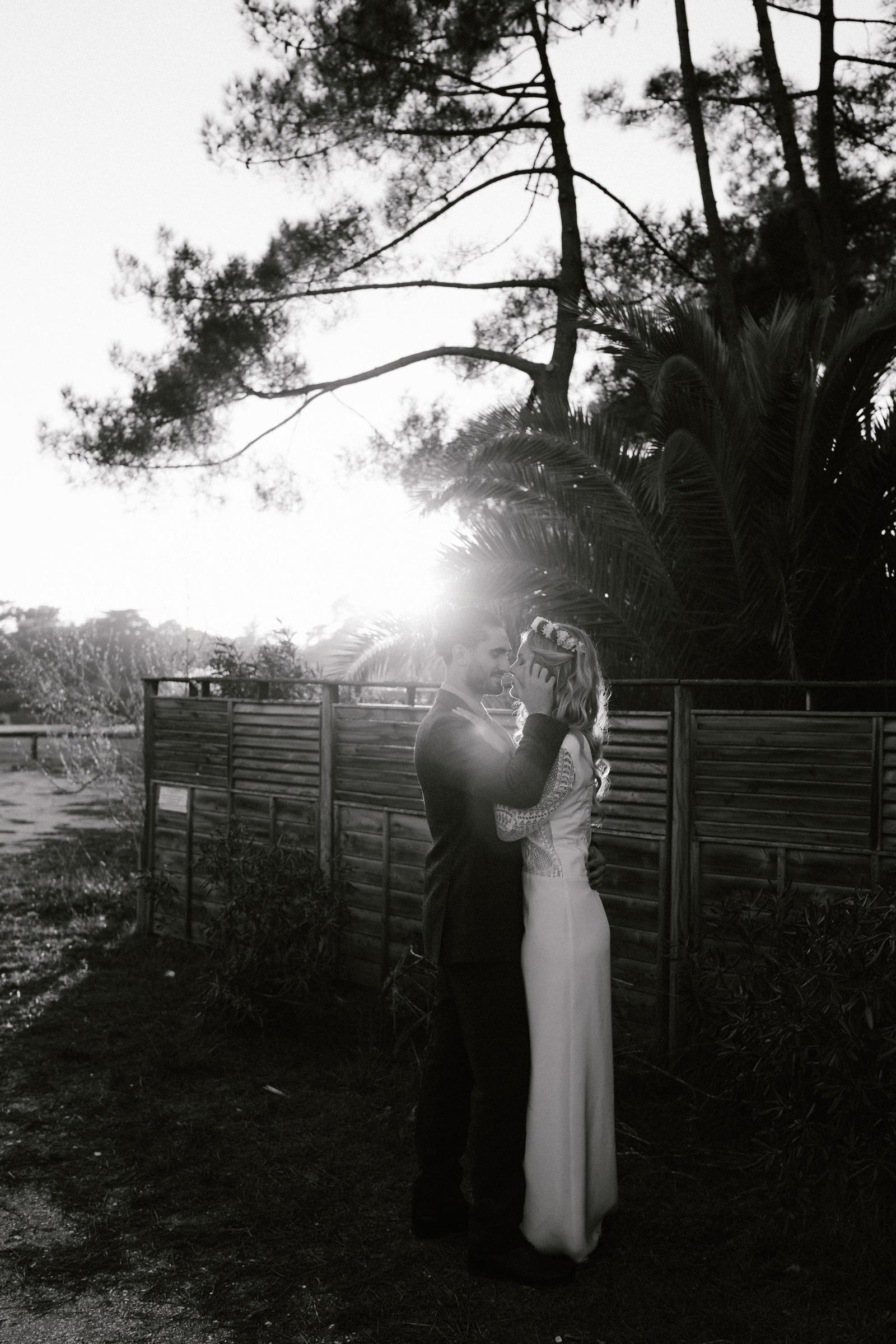cap ferret- mariage