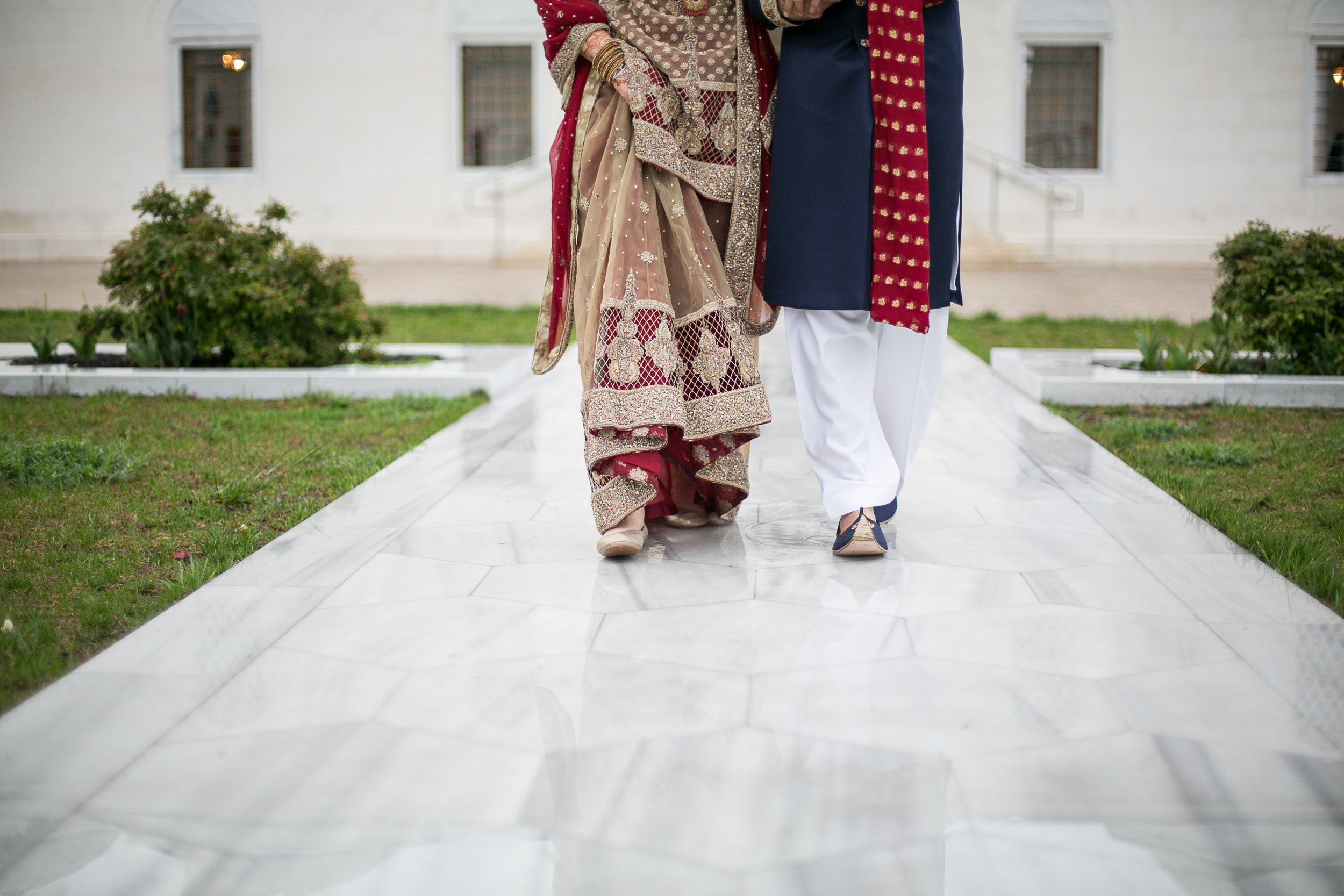 """umar & wardah: - """"A phenomenal photographer who takes every picture with care. Really caters to individual and customizable preferences. We really loved our experience with Ayesha and would recommend her to any wedding event--she is great especially for traditional/Islamic weddings and will personalize the pictures for families so they can truly cherish their experience, just like we did."""""""