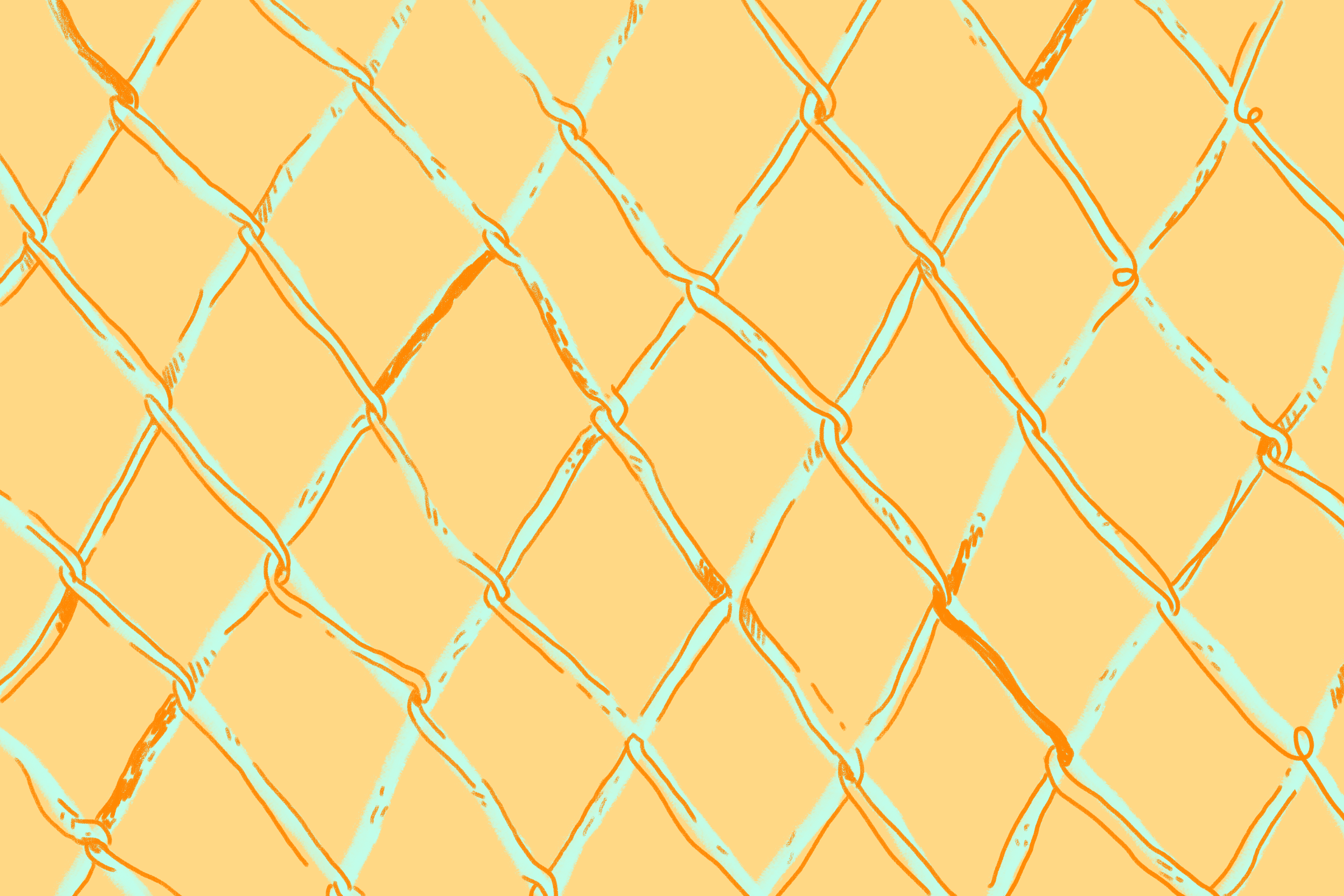 chain link fence_Unah Denight