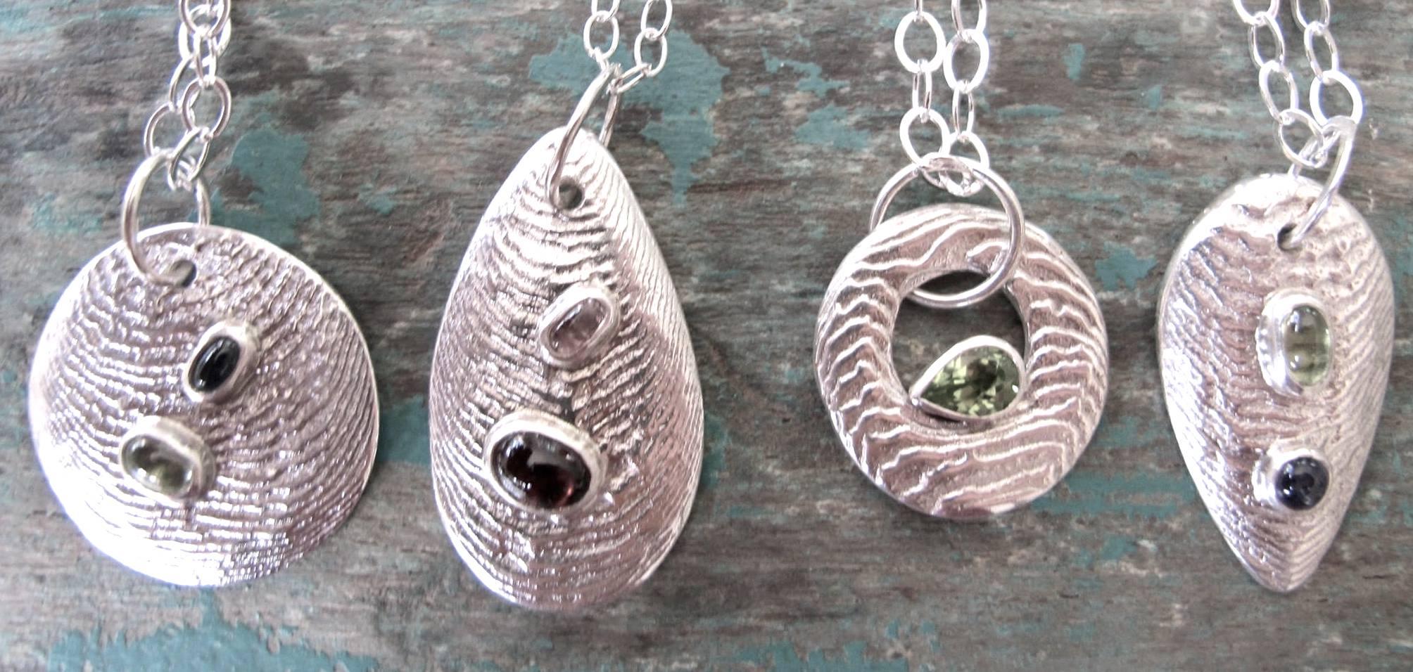 Kaila Fusco necklaces