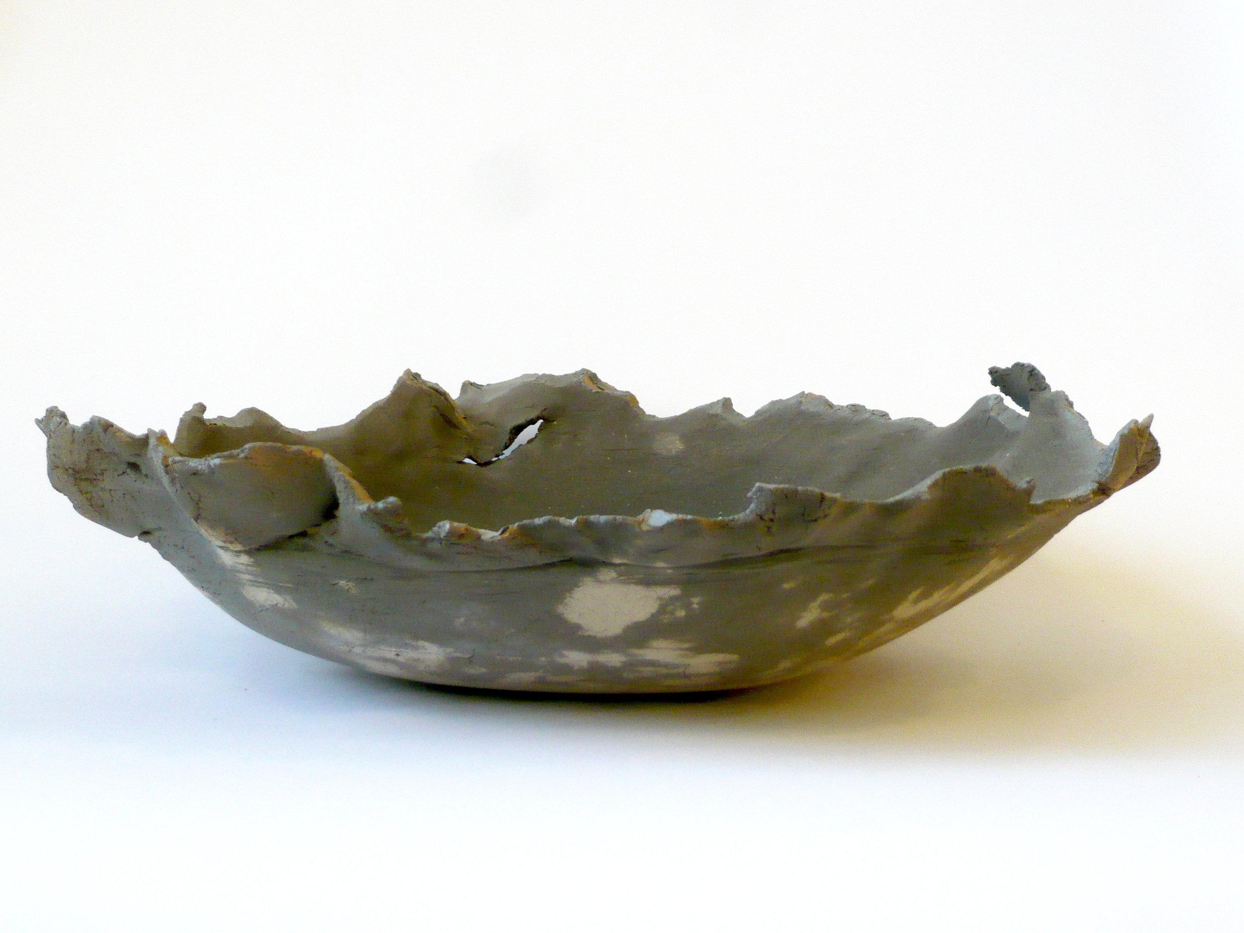Leaf, 2018, 45cm x 45cm x 6cm