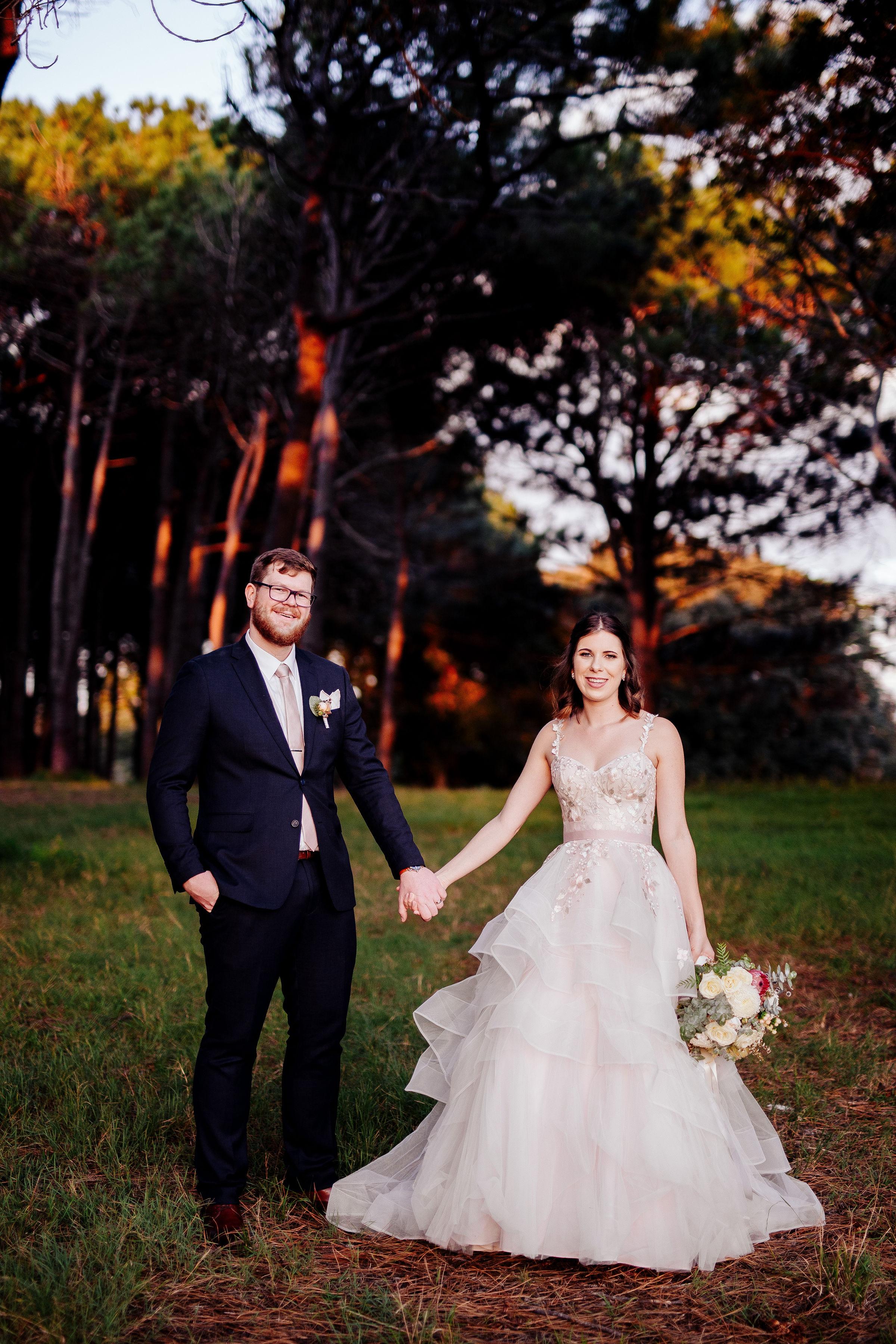 Ian & Hannah