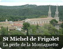 Santo Michele di Frigolet : la perla della Montagnetta