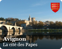 Avignon : city of the popes