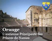 Orange : l'antico Principato dei Principi di Nassau