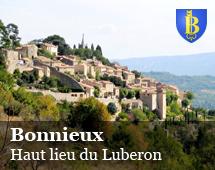 Bonnieux : alto luogo del Luberon