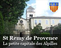 Saint Rémy de Provence : the small capital of the Alpilles