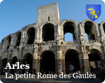 """A: """"Little Rome of the Gauls"""""""