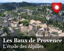 Les Baux : the star of the Alpilles
