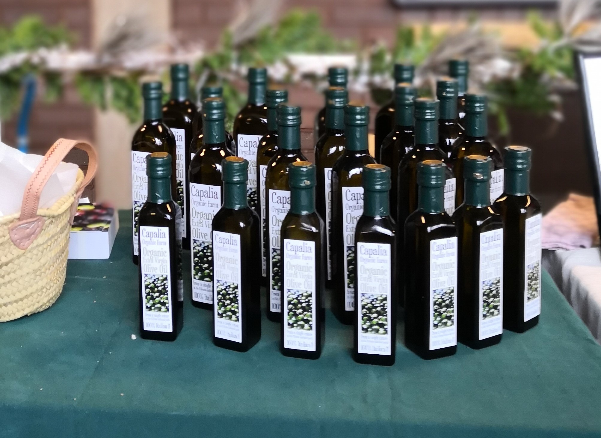 bottles of extra virgin olive oil - I have three sizes250ml - £8500ml - £13750ml - £16Let me know which size you would like