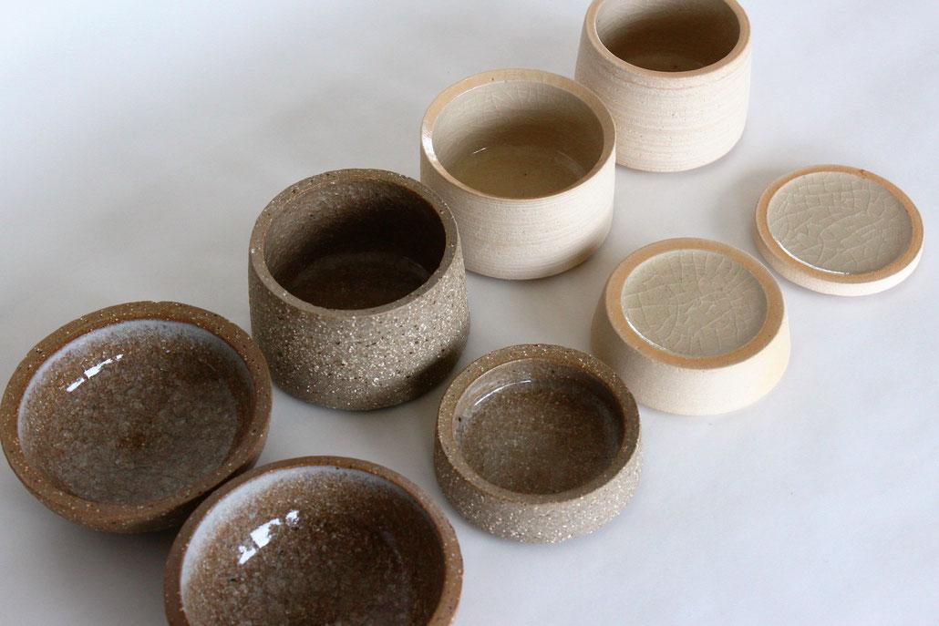 Hand made  ceramics  I