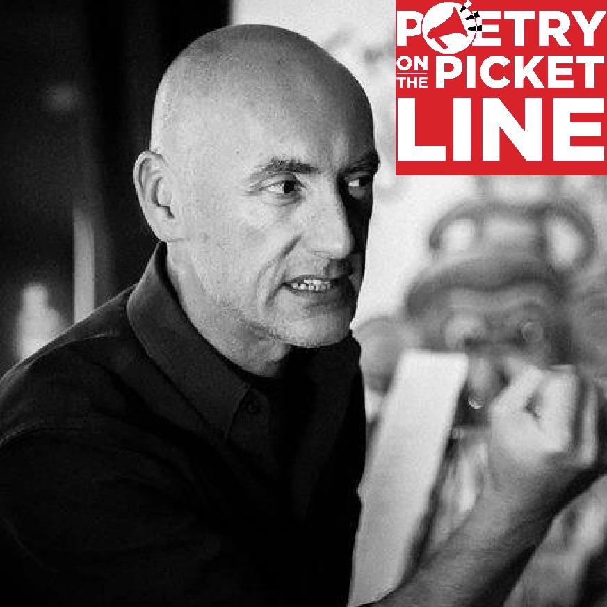 Chip Grim & The Picket Line Poets -