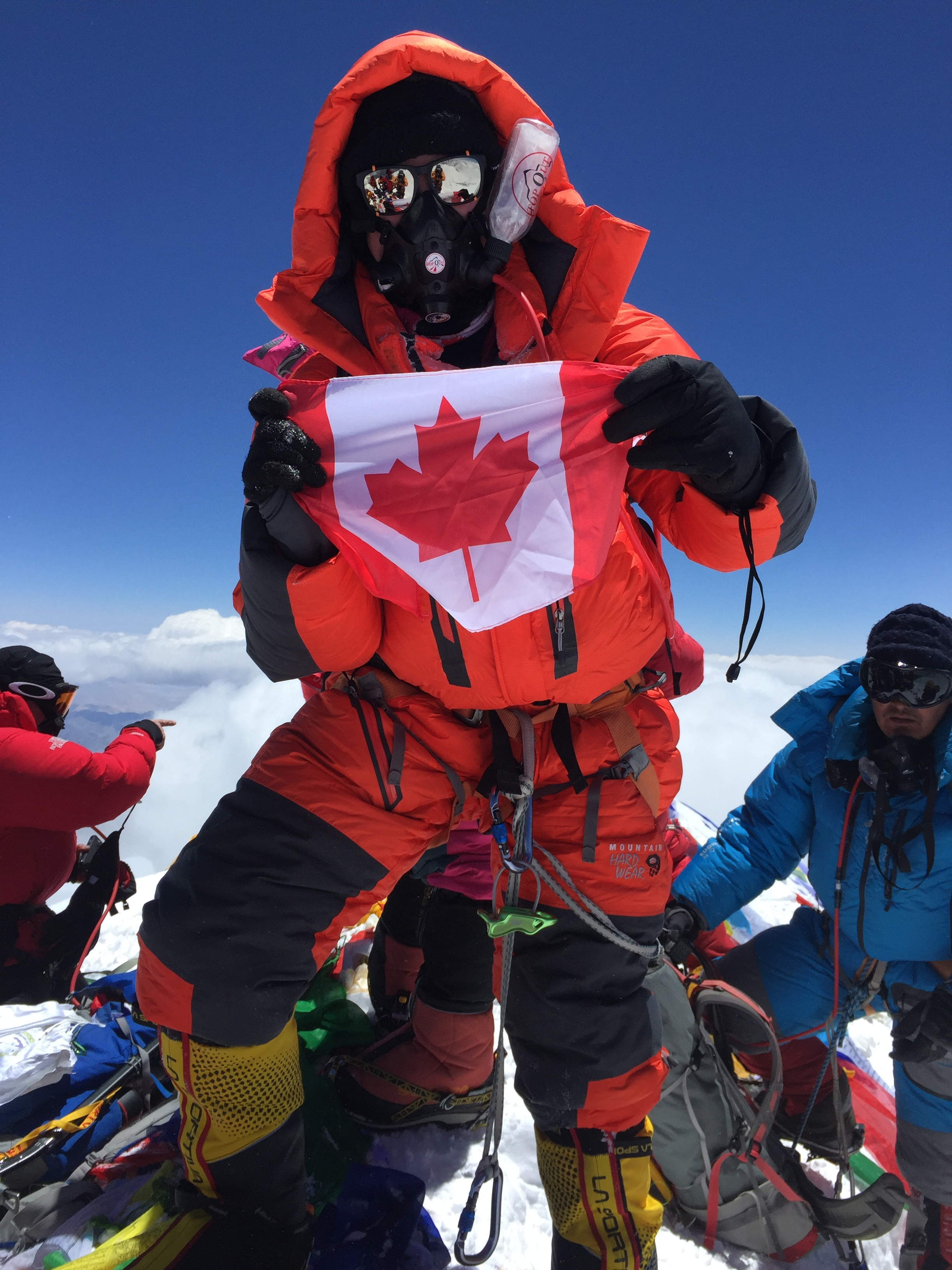 Everest - Location: AsiaHeight: 29,029 ft / 8,848 mSummit Date: May 23rd, 2016Route: North (Tibet)Trip Length: 2 monthsCompany: Tag Nepal