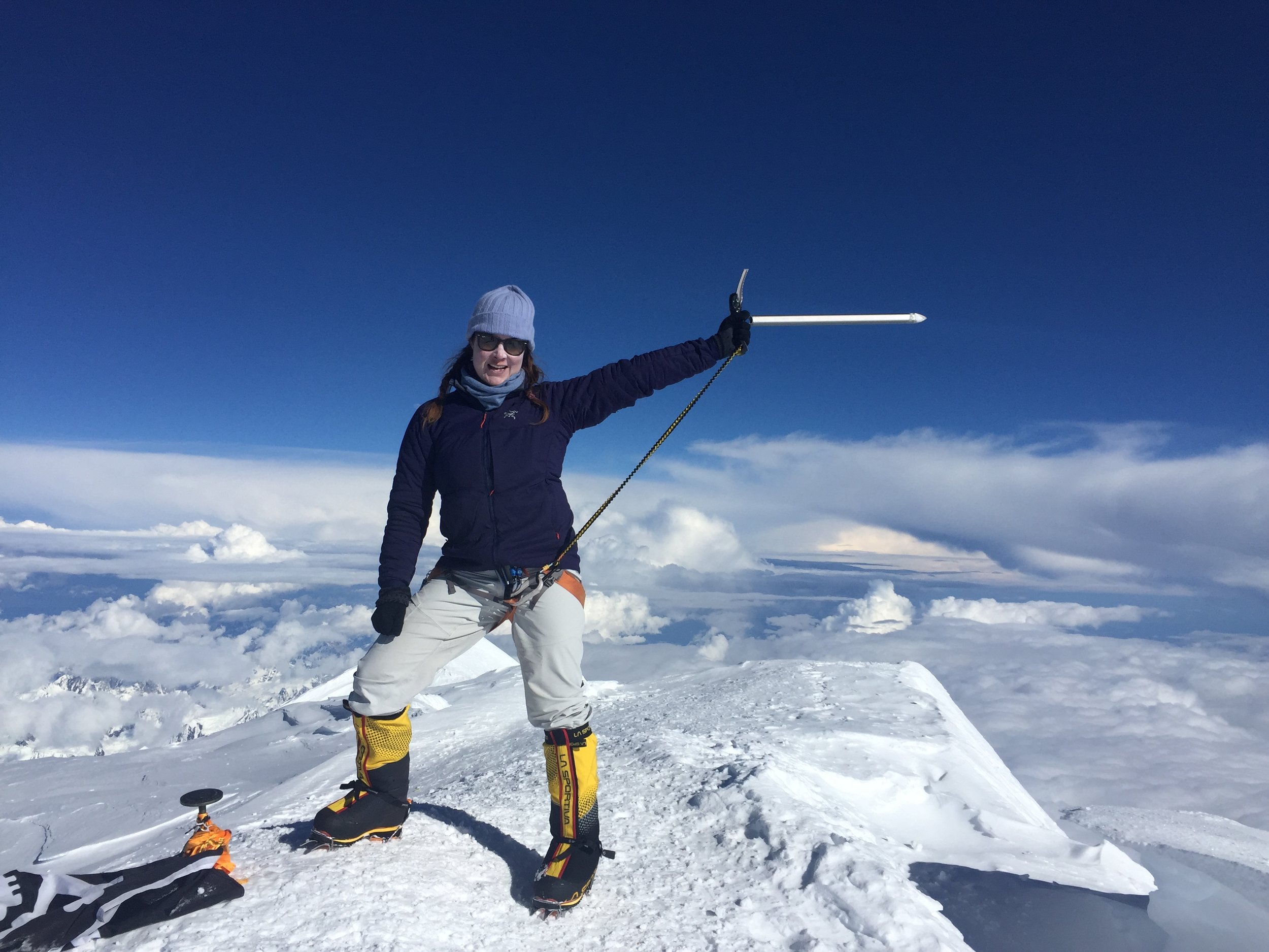 Denali - Location: North AmericaHeight: 20,310 ft / 6,190 mSummit Date: June 4th, 2017Route: West ButtressTrip Length: 21 daysCompany: Alaska Mountaineering School