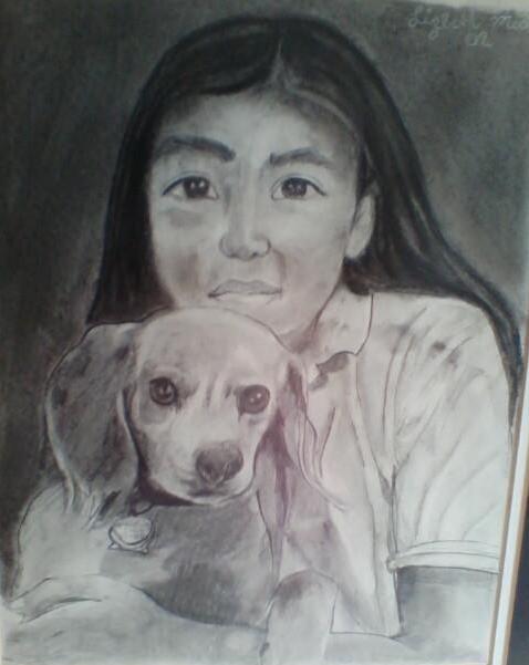 self Portrait - Age 11