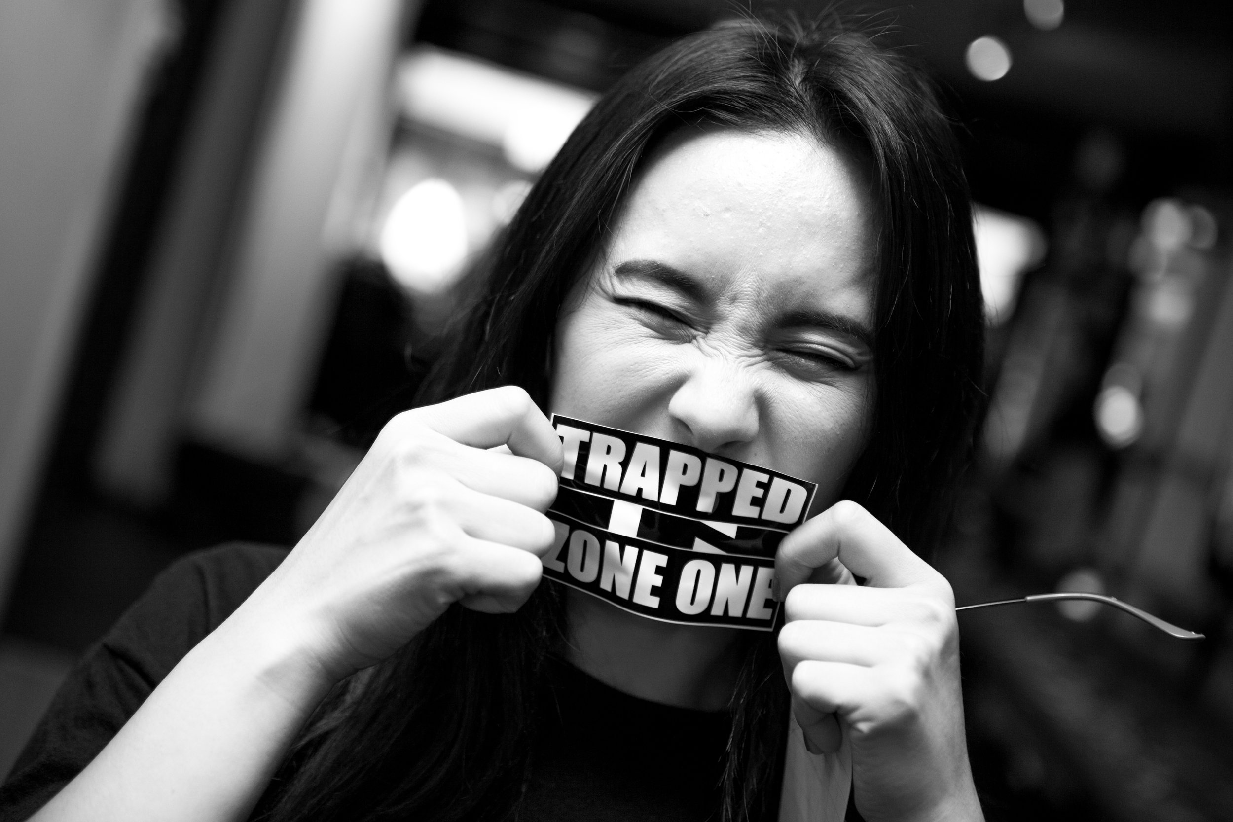 About - Trapped in Zone One is a registered London based arts collective, all with a passion for the arts and culture, adding that artistic touch to communities in real-time cultural insight.Our philosophy is to build strong partnership with community groups and organisations and support our artists, whether it's their first steps in the art world or if they're established already.Combining different possibilities in visual arts, installations, craft and music field.Since 2017 we have been proud ambassadors of GreatArt and host exhibitions, running monthly creative workshops to curating interior and public murals.