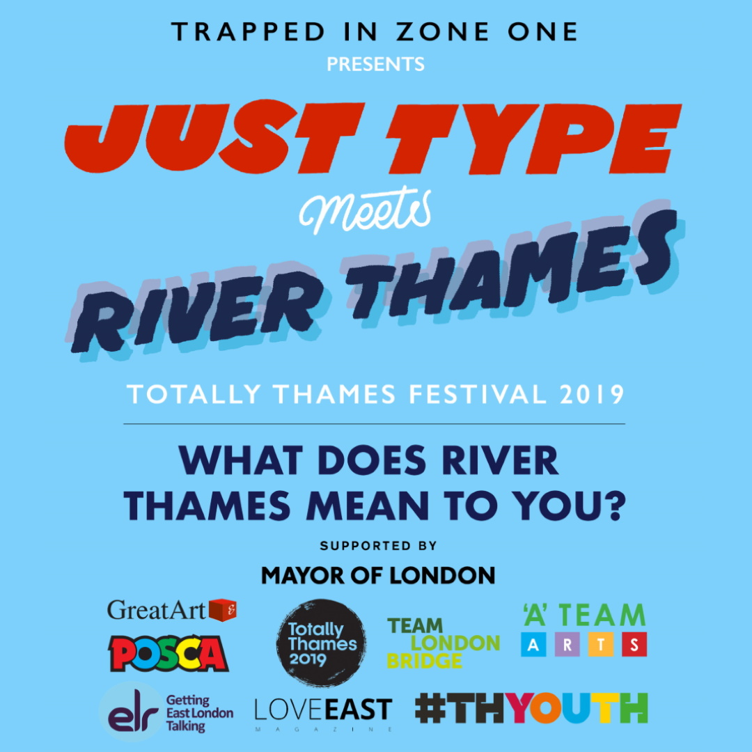 Trapped in Zone One @ Totally Thames Festival 2019