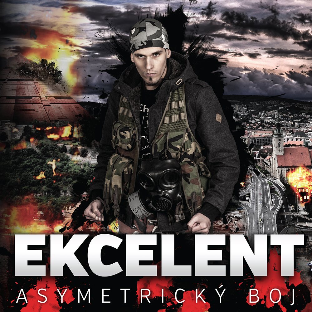 Ekcelent - Asymetrický boj (2014) [Front cover].jpg